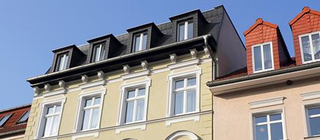 Dachgeschoßausbauten